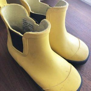 Gap kids rubber boots